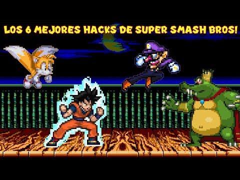 Los 6 Mejores Hacks y Fan Games de Super Smash Bros - Pepe el Mago