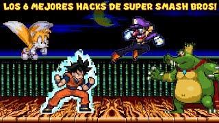 6 Hacks y Fan Games de Smash Bros tan Increíbles que Parecen Hechos por Nintendo - Pepe el Mago