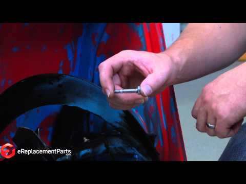 How to Replace a Shear Pin on a Two-Stage Snowblower