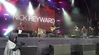 Nick Heyward at Lets Rock Liverpool 2019