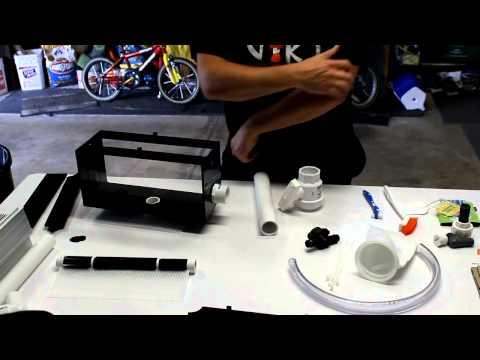 Turbo HF/Rev 3 Algae Scrubber from Turbo's Aquatics (720p)