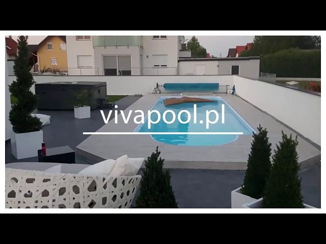 Przykładowe realizacje baseny Viavpool
