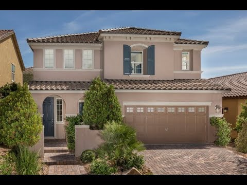 445 995 Summerlin Nv The 3059 Model Home By Kb Reserves At San Severo Las Vegas
