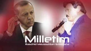 Raschid Moussa Recep Tayyip Erdogan arapca