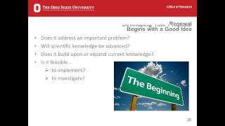 Finding Funding  an Introduction to Grant Writing May 7 2014 thumbnail