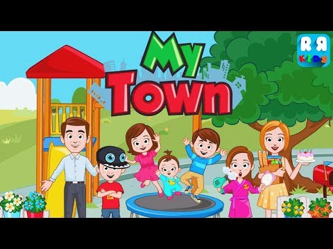 My Town : Home Family Doll House  Its A Big Update New Room and New House