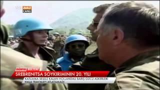 Srebrenitsa Katliamı'na Sessiz Kalan Hollandalı Barış Gücü Askerleri - TRT Avaz