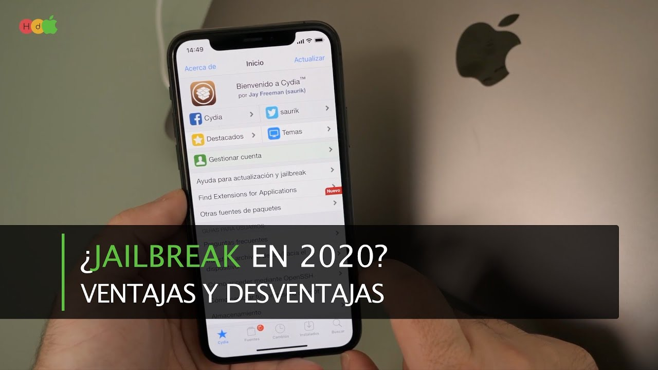 Jailbreak De Iphone Y Ipad En 2020 Ventajas Y Desventajas Youtube
