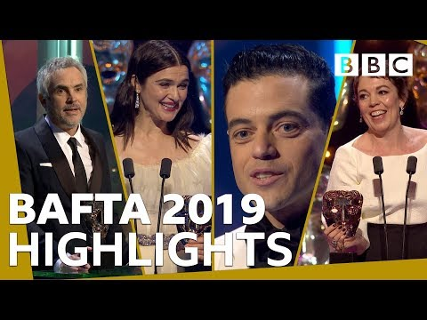 All the best bits from the 2019 BAFTAs! 馃弳 - BBC