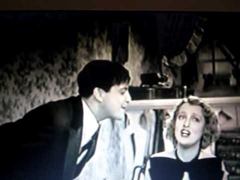 Cat and the fiddle. Ramon Novarro, Jeanette Mac Donald (1934)