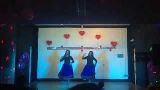 BADI MUSHKIL- by Tonya and Merin- Naina and Manpreet Choreo