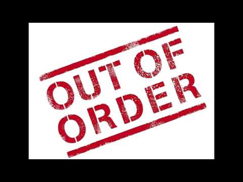 Out of Order - Episode 1: Too F*cked Up For Radio