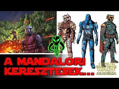 Mandalorian Crusaders - Ők voltak a Mandalori nép keresztes lovagjai? | Star Wars Akadémia