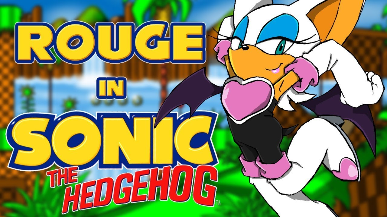 Rouge in Sonic the Hedgehog - Walkthrough