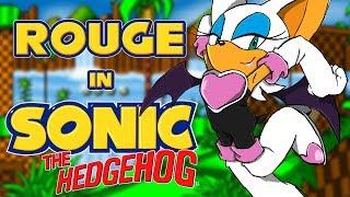 Rouge in Sonic the Hedgehog - Walkthrough