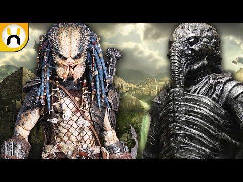 The Secret War Between Engineers & Predators | The Predator