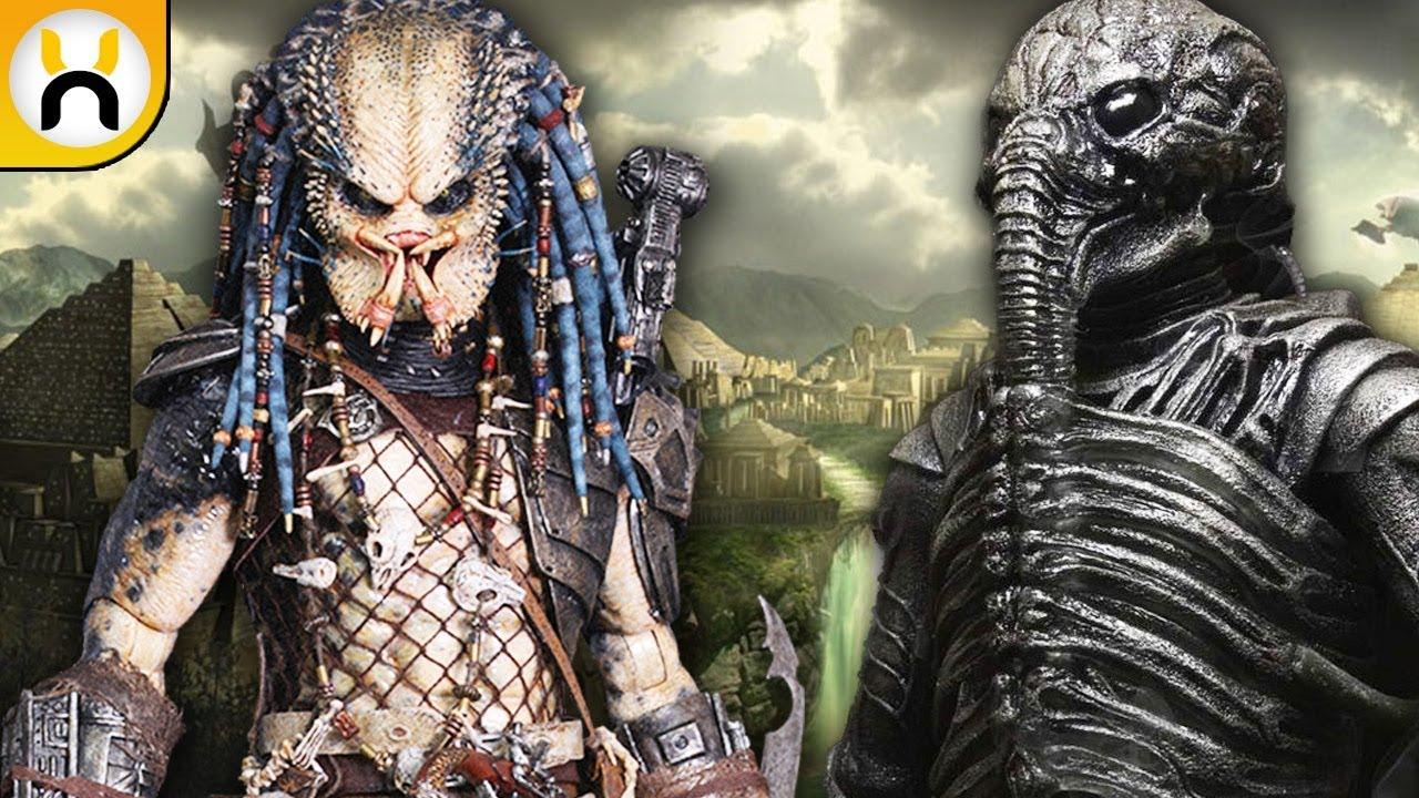 The Secret War Between Engineers Predators The Predator