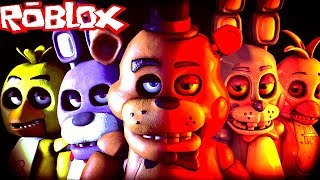 FIVE NIGHT AT FREDDY'S TYCOON ROBLOX
