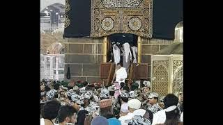 IMRAN KHAN in Haram sharif | latest news