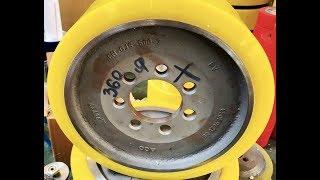 360x130-90 Провідне колесо STILL 8428189 для річтраків