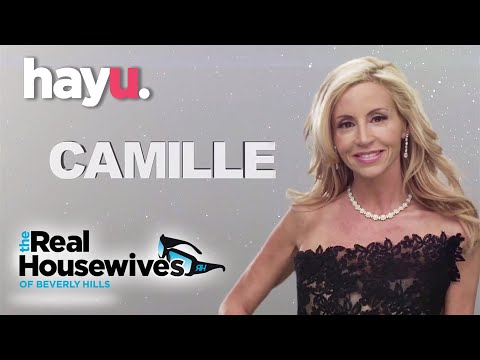 Meet Camille | The Real Housewives of Beverly Hills