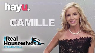 Meet Camille // The Real Housewives of Beverly Hills