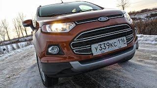 видео форд экоспорт отзывы