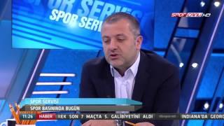 'Van Persie Beşiktaş'ta olsaydı... ' Spor Servisi'nde.