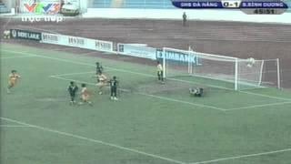 vleague 2011 shb đ nẵng vs becamex bnh dương highlights