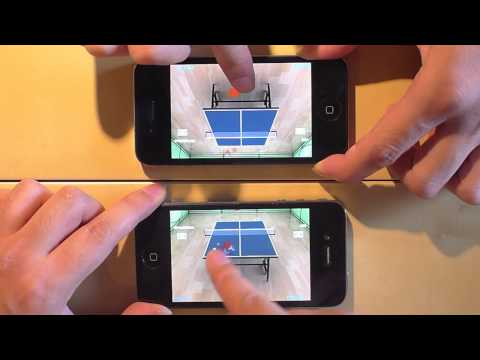 Virtual Table Tennis™ - Online Multiplayer Preview