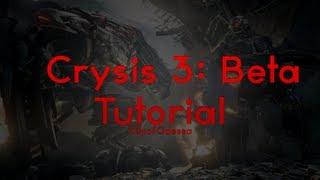 How To Get Crysis 3 Beta For Free [Origin]