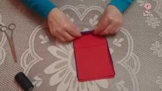 Цветок из салфеток своими руками за 2 минуты(В этом видео вы узнаете, как можно своими руками сделать очень красивые объемные цветы, которыми вы сможете..., 2015-03-16T10:29:57.000Z)