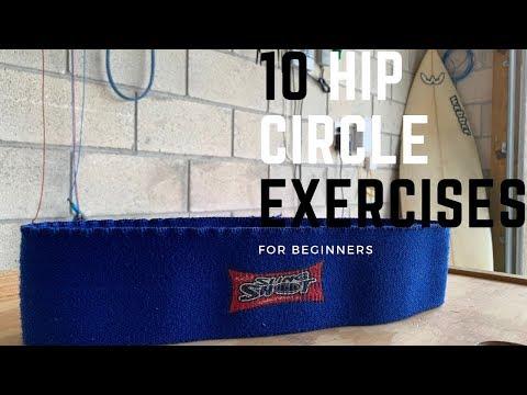 10 Hip Circle Exercises