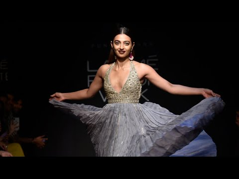 Candid Beauty Chat With Radhika Apte And Jim Sarbh At LFW W/F 2018
