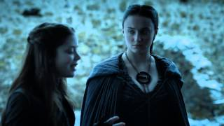 Game of Thrones Season 5: Episode #5 - Sansa Meets Reek (HBO)