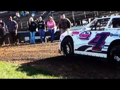 Eastside Speedway : 4-16-2016