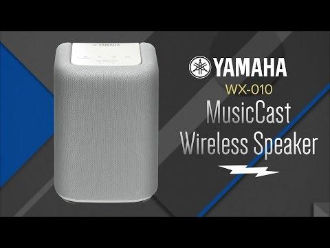 Yamaha Music Cast Speaker WX-010