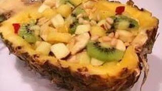Перуанский салат (фруктовый)