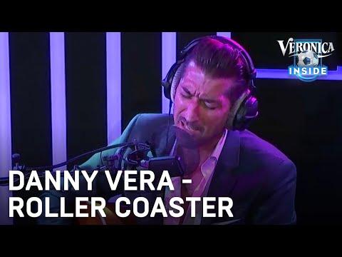 PRACHTIG! Danny Vera speelt akoestische versie 'Roller Coaster' | VERONICA INSIDE RADIO