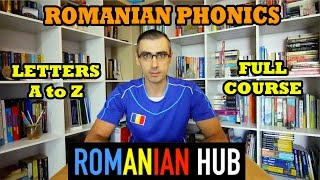 Learn Romanian Phonics Lessons: Complete Alphabet Course