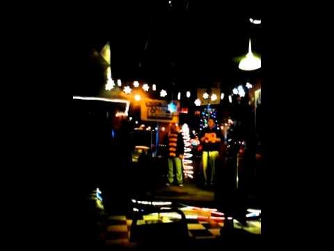 Karaoke night at high noon