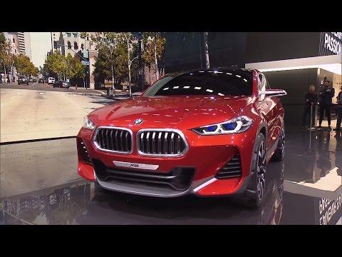 BMW at the Paris Motor Show 2016
