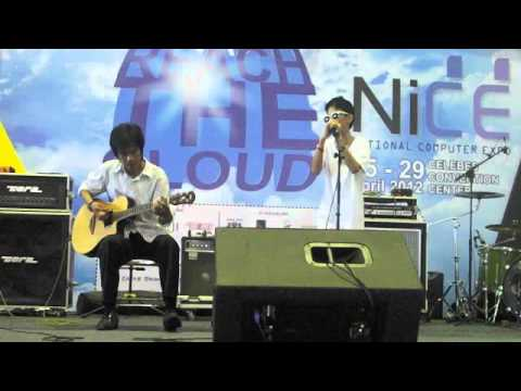 Ozy Adriansyah - Cinta by chrisye
