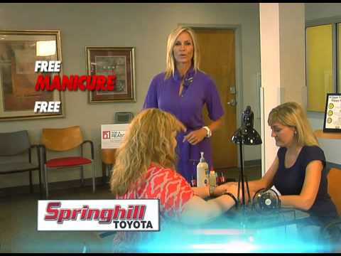 Ladies Day Toyota Service Special At Springhill Toyota In Mobile, AL