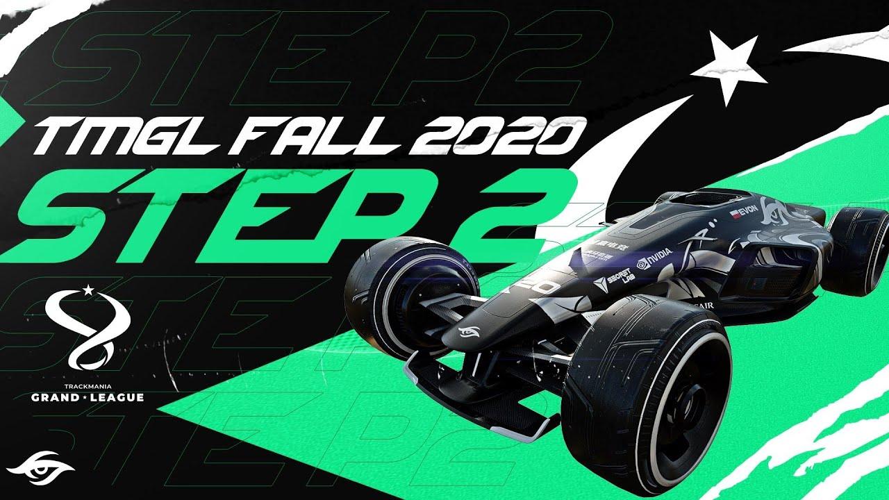 Secret.evoN - TMGL Fall 2020 - Step 2