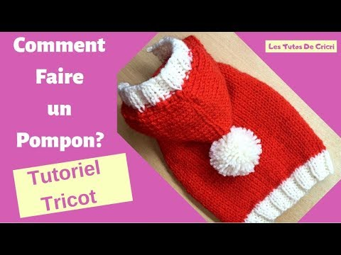 Tutoriel Comment Faire Un Pompon Cricri Biewer