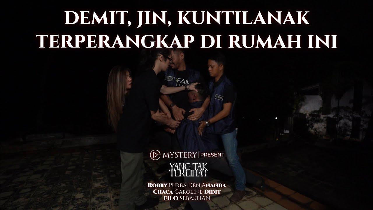 Download YANG TAK TERLIHAT | JIN INI JANJIKAN KEKAYAAN | PART 2