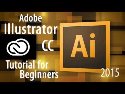 Adobe Illustrator CC Tutorial for Beginners   2015