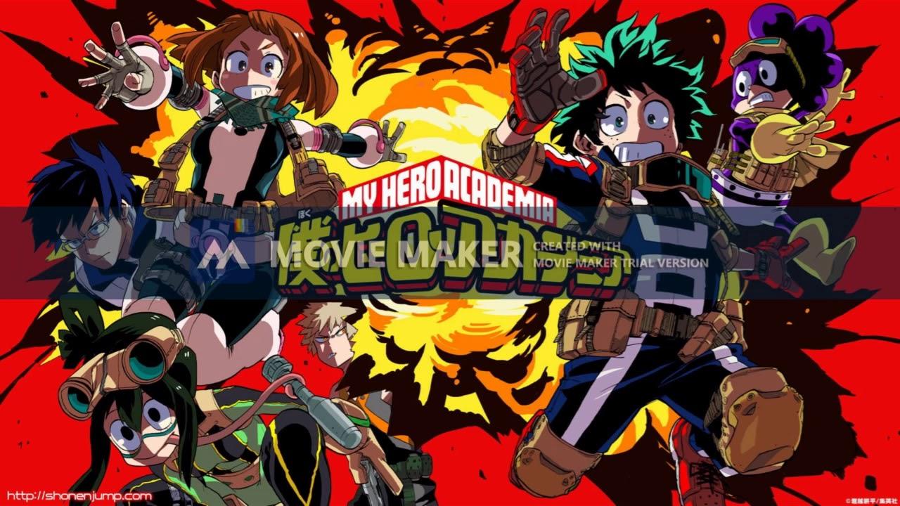 Boku no hero the movie download