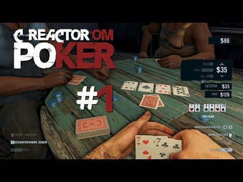 FarCry 3 -Учимся играть в покер  #1